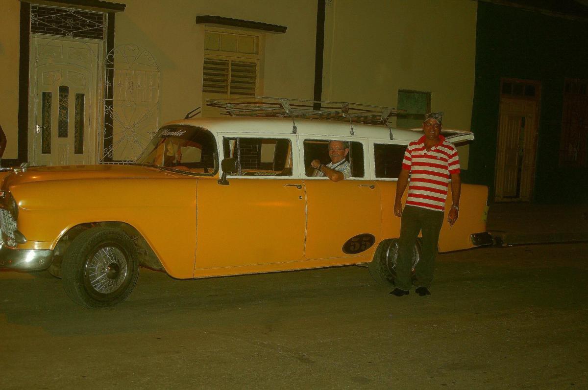 8 le taxi retour 1