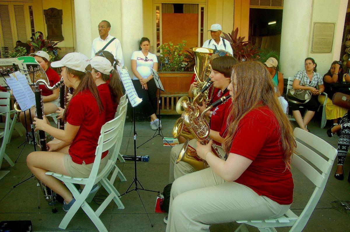 Clarinette basse et saxs 1