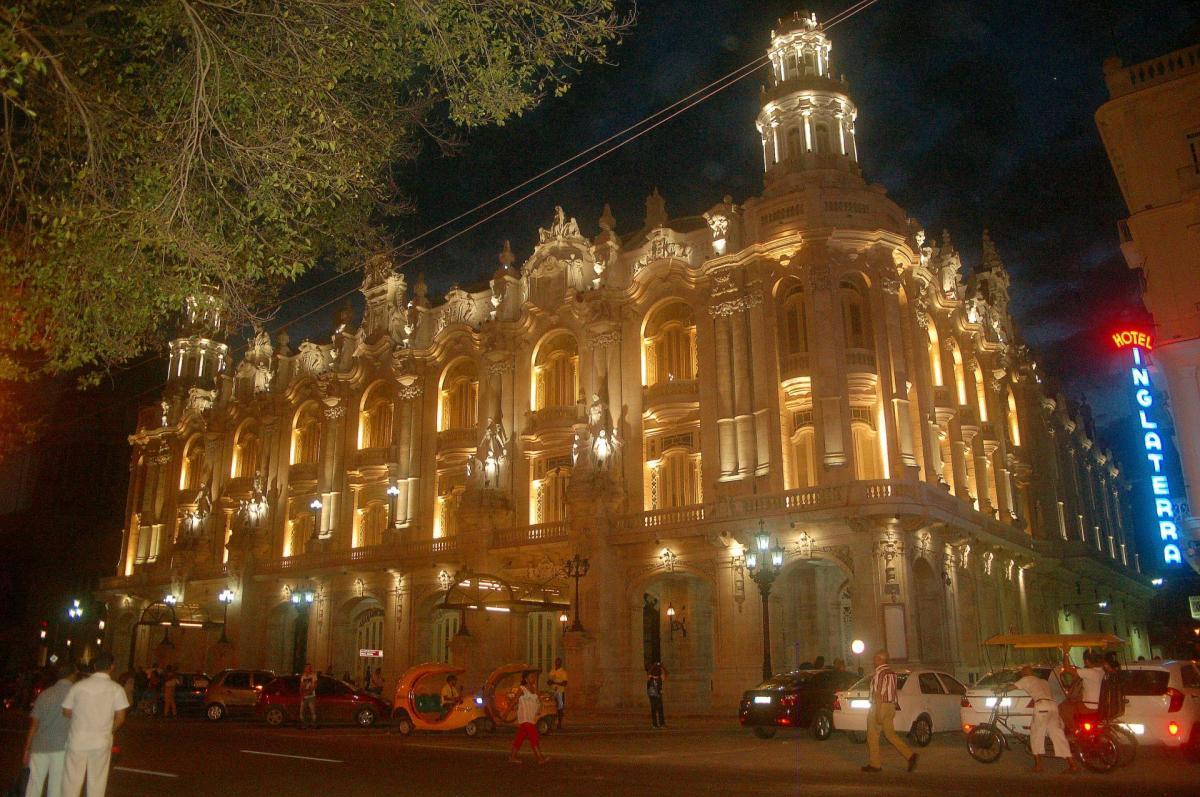 Gran teatro la habana