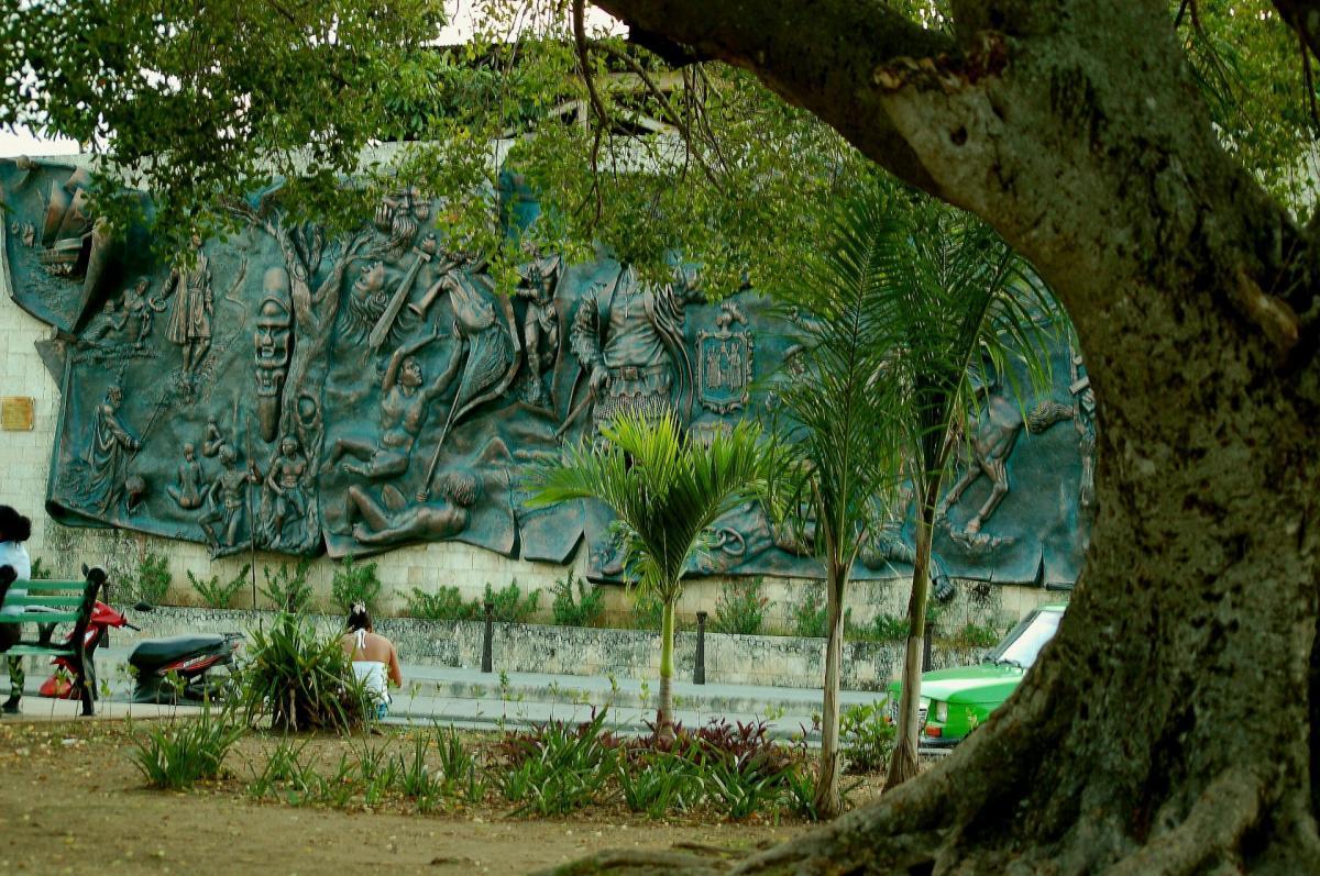 L arbre et la fresque 1