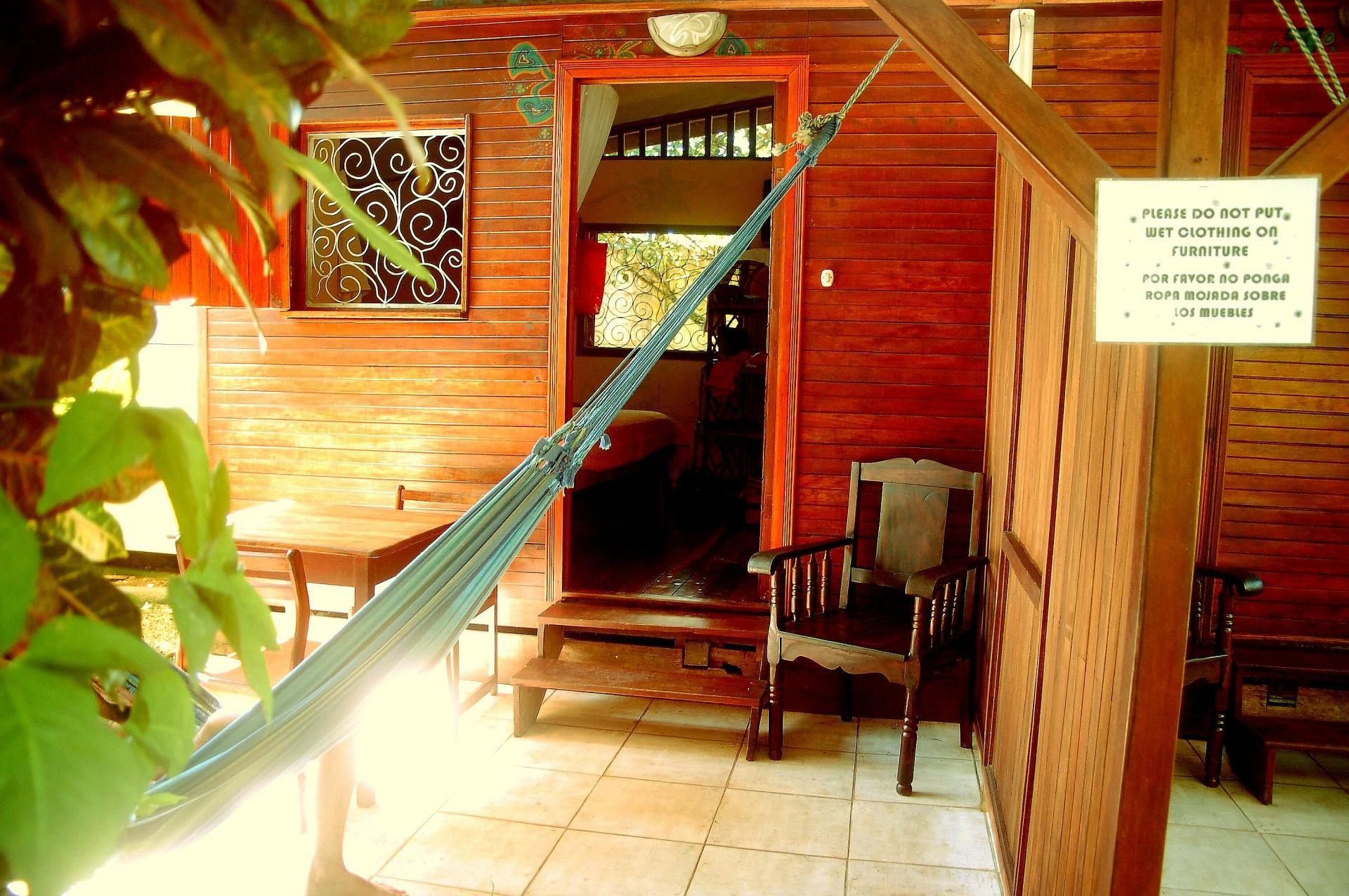 La cabane a jacaranda