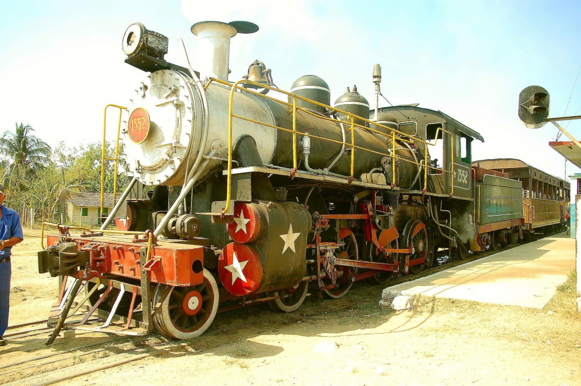 La locomotive du sucre