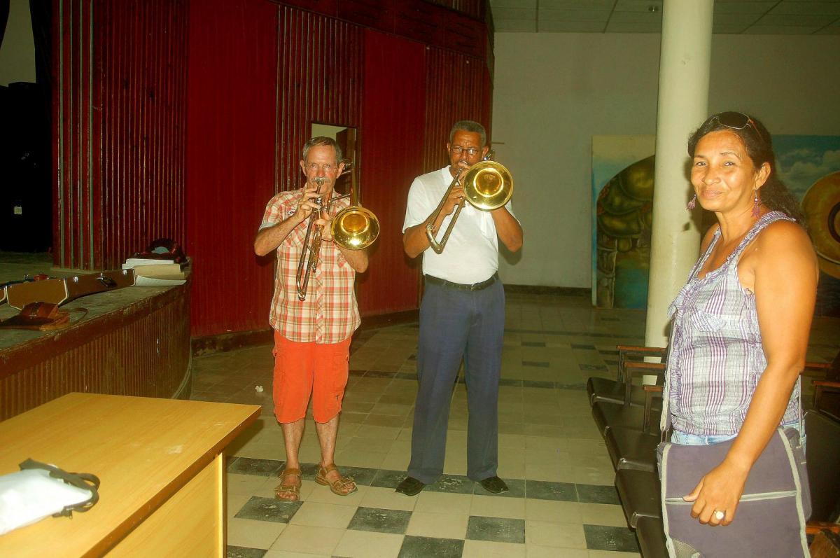 Lecon de trombone