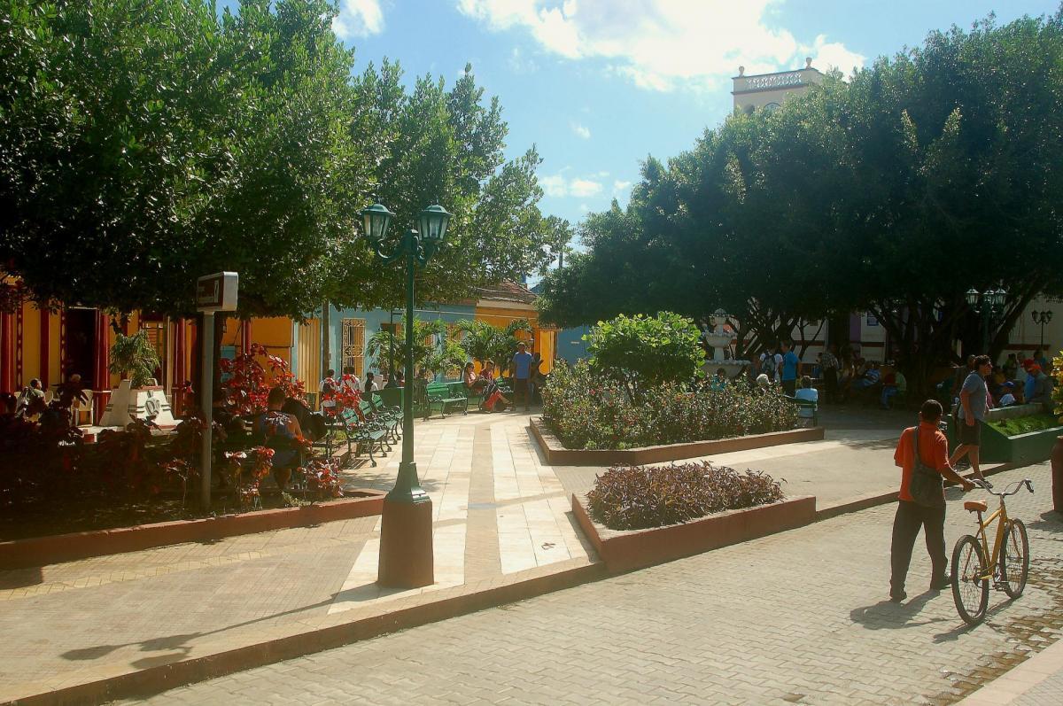 Park et velo 358