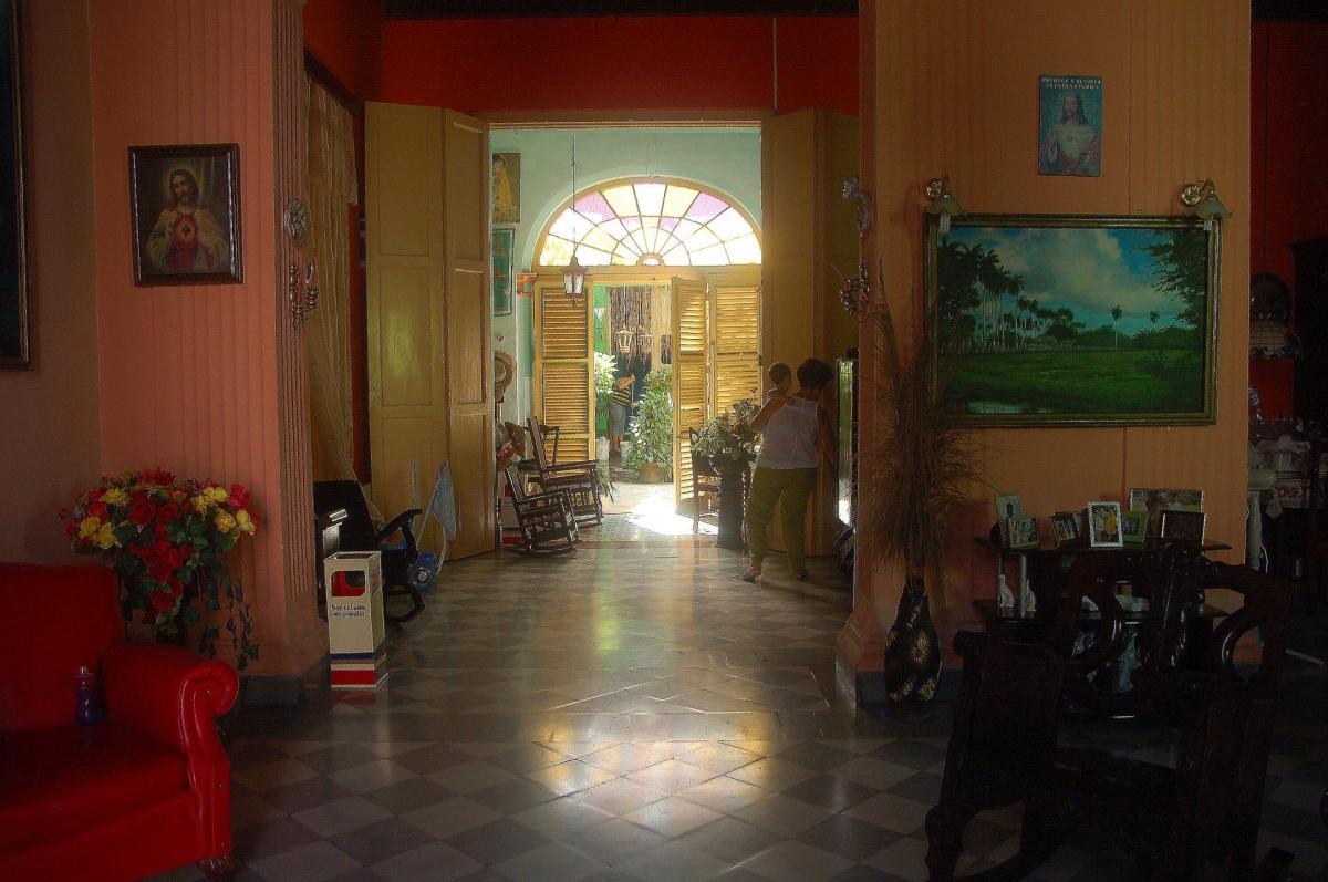 Salons en enfilade 1