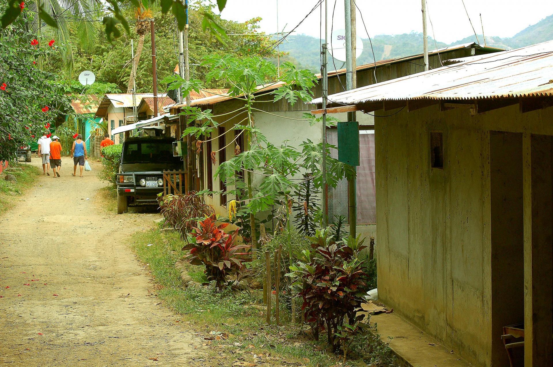 Village de pecheurs